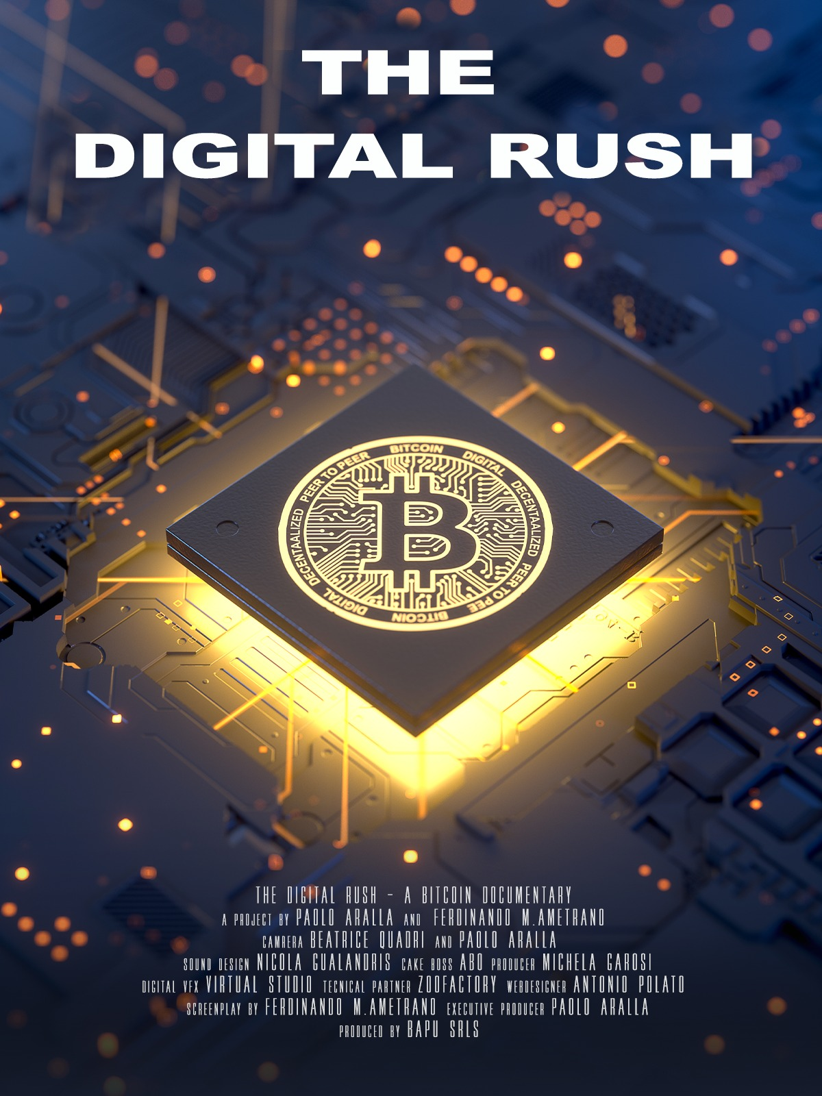 The Digital Rush - A Bitcoin documentary
