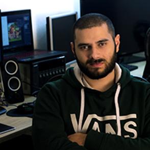Mirko Lo Conte Vfx Supervisor